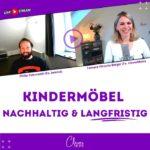 Kindermöbel - die nachhaltige & langfristige Wahl